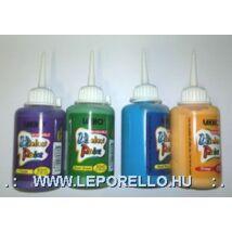 ÜVEGMATRICA 80ml   normál WP-80D LEHO (citromsárga)