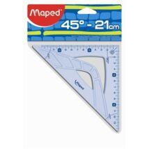 """VONALZÓ háromszög 21/45 MAPED """"Geometric"""""""