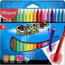 "ZSÍRKRÉTA 18 MAPED ""Color Peps"""