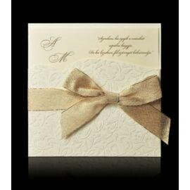 Esküvői meghívó C 0702