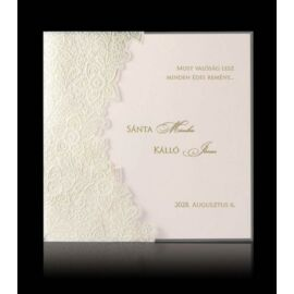 Esküvői meghívó C 0808
