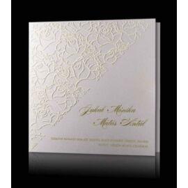 Esküvői meghívó C 0909