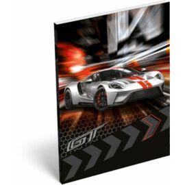 *02894 NOTESZ A7 papírfedelű LIZZY FORD GT21