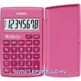 *03137 SZÁMOLÓGÉP CASIO zseb LC-401LV-PK-S  Pink