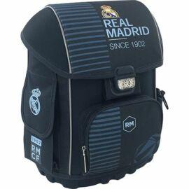 *35421 Iskolatáska Real Madrid 3 anatómiai kék/világoskék 530311