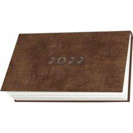 *35953 ZSEBNAPTÁR 2022 heti fekvő T-Calendar Baladek Casina