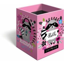 ÍRÓSZERTARTÓ négyzet alakú Lizzy21 Lollipop (Raccoon, 21853052)