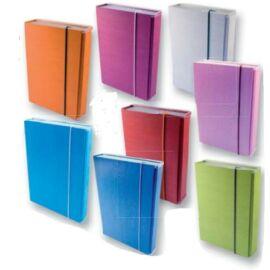 *43392 FÜZETBOX A4 CAM Color