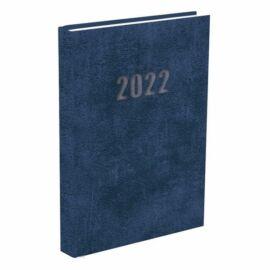 *48677 HATÁRIDŐNAPLÓ 2022 B5 heti T-Calendar Baladek Casina Balacron s.kék