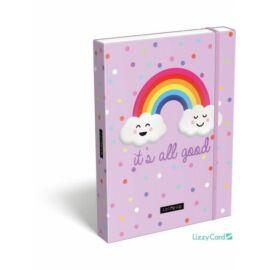 *49326 FÜZETBOX A5 LIZZY21 Lollipop