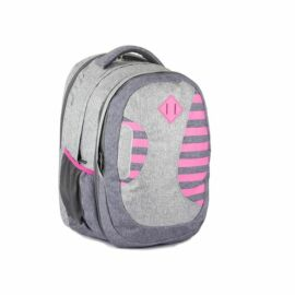 *50171 HÁTITÁSKA Extreme4Me Two in One szürke-pink  EX1815