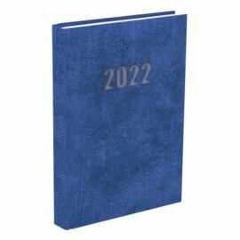 *50763 HATÁRIDŐNAPLÓ 2022 B5 heti T-Calendar Baladek Casina Balacron k.kék