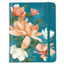NAPLÓ B5 Viszkok Fruzsi PlannAll Frujo pöttyös lapok Lizzy (Blue Magnolia, 21889399)