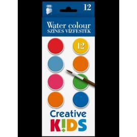 *53631 VIZFESTÉK 12  Creative Kids nagygombos-28mm
