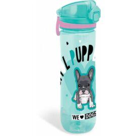 *53699 KULACS műa. LIZZY21 premium 600ml We Love Dogs Blue