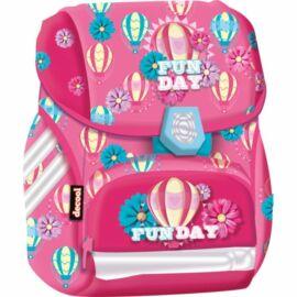 *53784 Iskolatáska LIZZY Compact  Fun Day