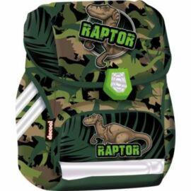 *53787 Iskolatáska LIZZY Compact  Raptor