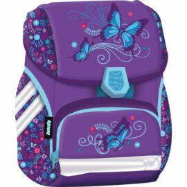 Iskolatáska LIZZY Compact  Pillangó