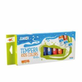 *53964 TEMPERA 10 Junior 10*12ml   132000