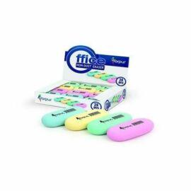 *54093 RADIR Sako Forpus színes ovális PVC mentes