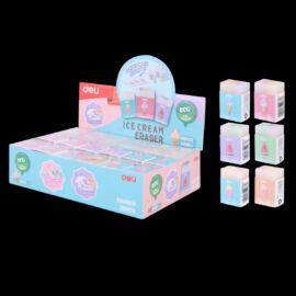 *54188 RADÍR DELI Ice Cream ECO, PVC mentes
