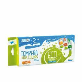 *54318 TEMPERA 12 Junior környezetbarát 12*6ml   132005