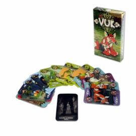 KÁRTYA  Két játék egyben    KVIZ (Vuk)