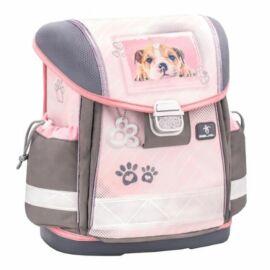 Iskolatáska Belmil21 Classy (403-13) merev falú iskolatáska 36*32*19cm (My Sweet Puppy, RCCA0468)