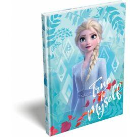 EMLÉK keményfed.notesz A5 LIZZY  Frozen 2 Believe