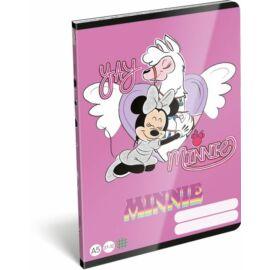 FÜZET A5 LIZZY kockás Minnie Mouse (Minnie Mouse Lama , 20754710)