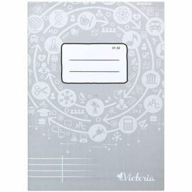 FÜZET A5  VICTORIA szótár 31-32 32lap
