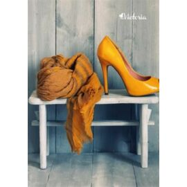 FÜZET spirál A5  VICTORIA  mintás kockás 96l Fashion