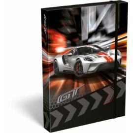 FÜZETBOX A5 LIZZY21  FORD GT (Silver, 21872611)