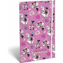 GUMIS DOSSZIÉ A4 LIZZY  Minnie Mouse Lama