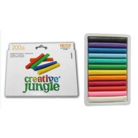 GYURMA Creative Jungle színes 12db-os 200gr.