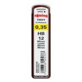 IRONBÉL 0,35 ROTRING HB 12/tub rotring minőség