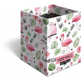 ÍRÓSZERTARTÓ négyzet alakú Lizzy Lollipop (Fun-mingo, 20732550)