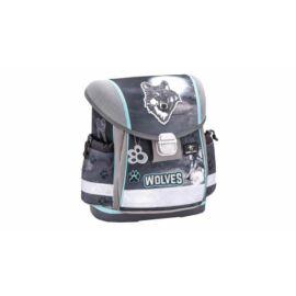 Iskolatáska Belmil21 Classy (403-13) merev falú iskolatáska 36*32*19cm (Wolf, RCCA0230)