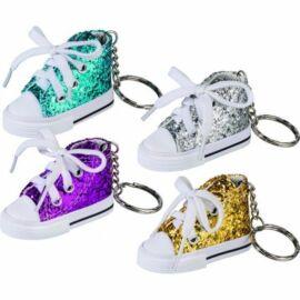 KULCSTARTÓ BRUNNEN tornacipő glitteres