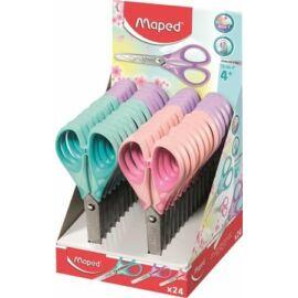 "OLLÓ 13cm MAPED ""Essentials Soft"" pastell szimmetrikus  iskolai"