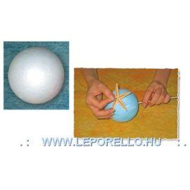 POLISZTIROL gömb  8cm  KST025