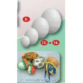 POLISZTIROL tojás 12cm  OUOV12U