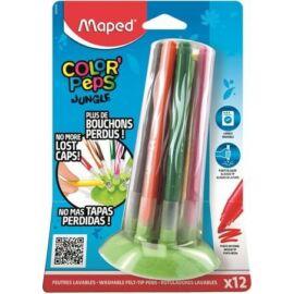 ROSTIRON 12 MAPED Color Peps Jungle 2,8mm elhagyhatatlan kupakos**