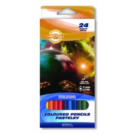 SZÍNES CERUZA 24 KOH3654 Space Odyssey