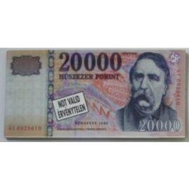 TÉPŐTÖMB pénzes