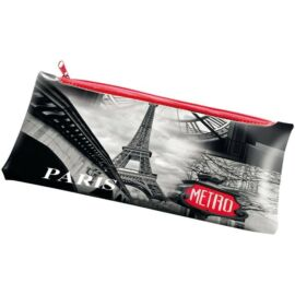 TOLLTARTÓ neszeszer Panta Plast lapos City (Párizs, INP410006833)