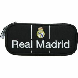 TOLLTARTÓ ovál Real Madrid fekete kompakt 530059