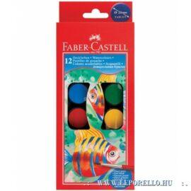 VÍZFESTÉK 12 FABER Castell 24mm 125011