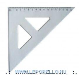 VONALZÓ háromszög 16/45 SAKO-913S