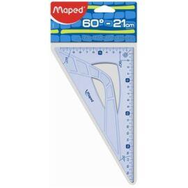"""VONALZÓ háromszög 21/60 MAPED """"Geometric"""""""